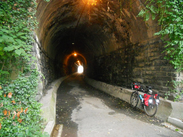 Bike Commute 49: Cool Tunnel