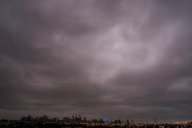 dusk Fri 7 March 2014