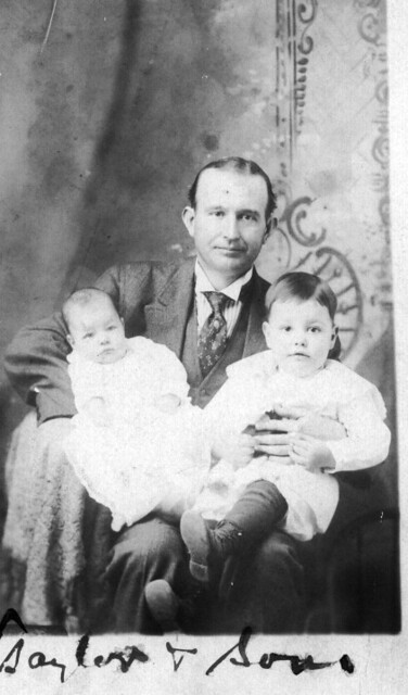 Granddad and Sons, c. 1912
