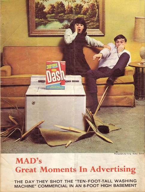 MAD Magazine September 1965