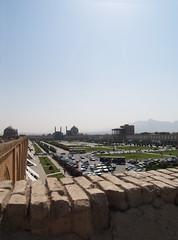 more roofs, isfahan, iran october 2007