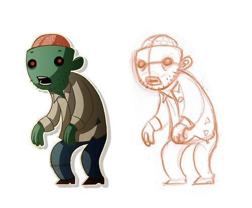 zombiepox character (game)