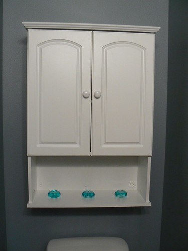 Simple Wall Mounted Bathroom Cabinet Bathroom Designs
