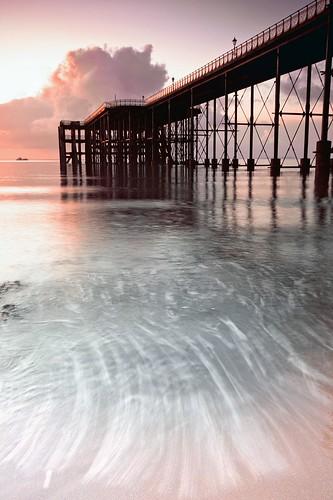 wales sunrise geotagged dawn coast pier spring explore slowshutter 1020 penarth bst stevecastle 40d geo:lat=5143538 geo:lon=3166541