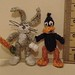 Bugss Bunny and Daffy Duck