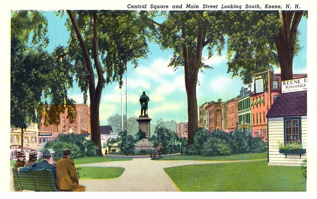 Central Square, Keene NH
