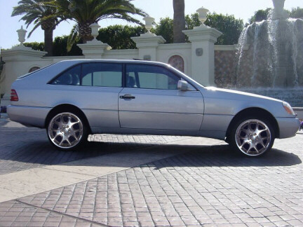 Mercedes-Benz W140 CL-T by q8500e