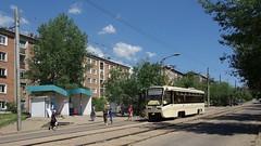 Ulan-Ude tram 71-619K 74