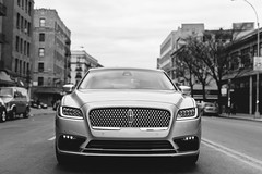 The 2017 Lincoln Continental