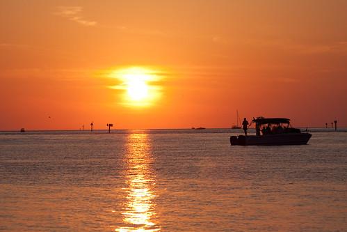 sunset beach easter florida