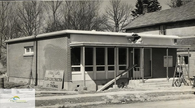 Springfield Post Office Nearing Completion 1963 Flickr