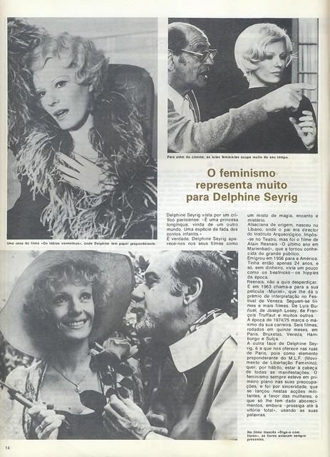 Gente, No. 89, July 22-28 1975 - 13