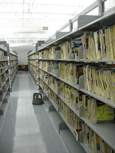 ReferenceUSA Phone Books Library
