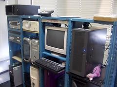 personal computer hardware(1.0), desktop computer(1.0), machine(1.0), furniture(1.0), room(1.0), personal computer(1.0), computer case(1.0), computer hardware(1.0),