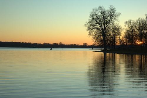 sunset lake d50 circularpolarizer