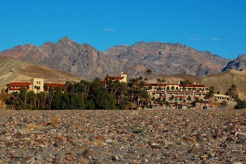 Furnace Creek Inn, Death Valley National Park