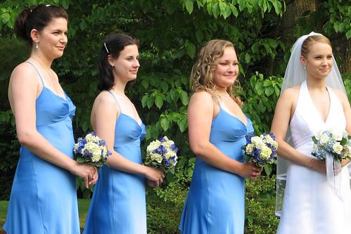 bridesmaids 1st scene