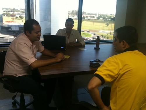 Reunião da Agência Wise