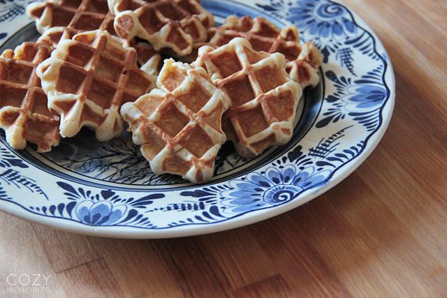 medieval waffles