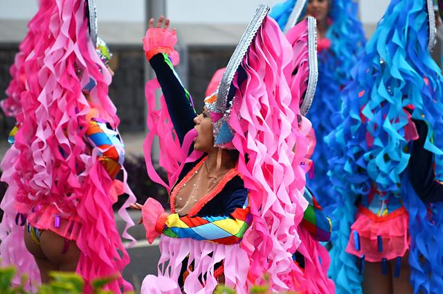 Dancing Queen, Coso Apoteosis, Puerto de la Cruz, Tenerife