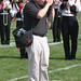 Ken Colwell taking pictures at ONU Homecoming by ihrigmr