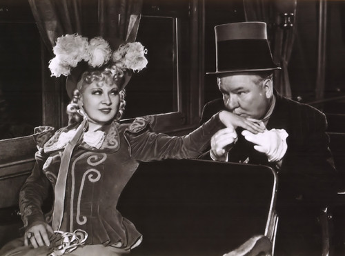 Mae West & W.C. Fields