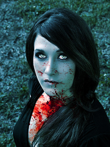hot zombie girl a photo on flickriver