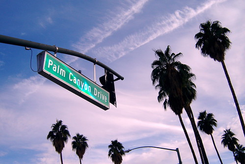 palm canyon drive