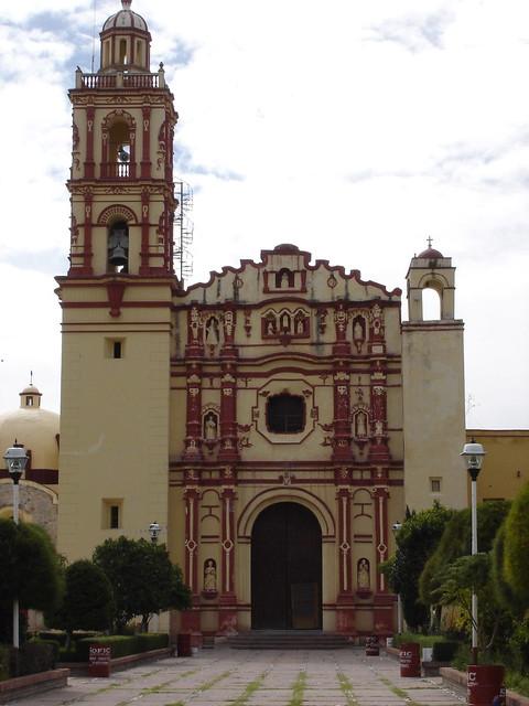 Iglesia de Tamazulapan