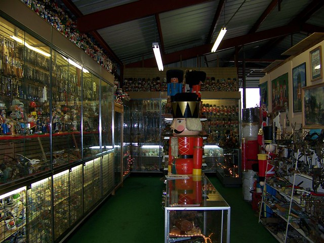 Nutcracker Museum At Papes Pecan House Flickr Photo