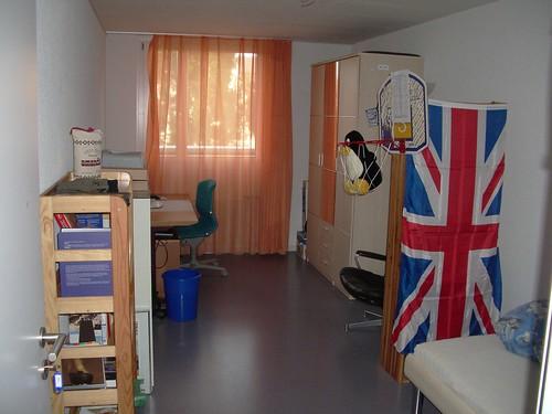 My room in Winterthur