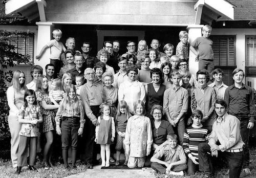Cammack Family, 1971