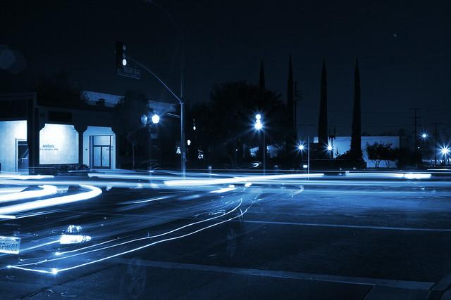 Blue - Redlands, California