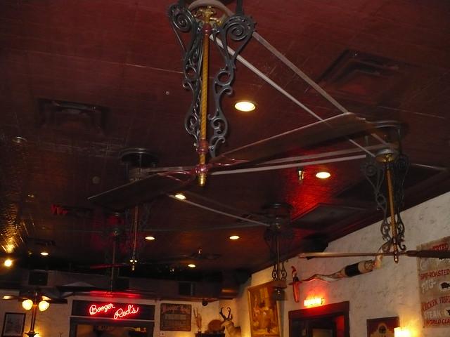 Chain Driven Ceiling Fan