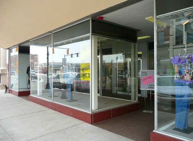 Fremont Ne Schweser S Department Store Display Cases