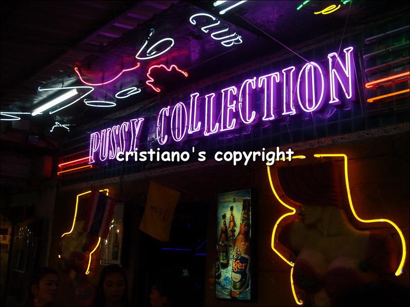 Patpong go go bar - Bangkok, Thailand