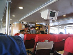 Aqaba - Nuweiba Ferry