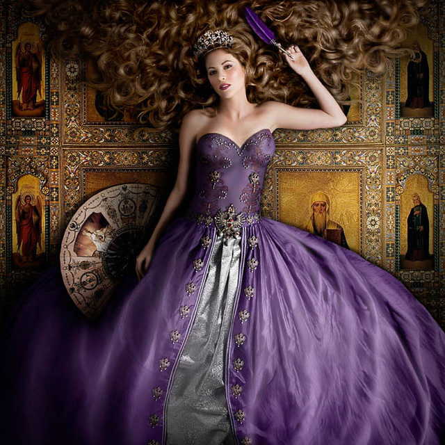 Alexia Sinclair - Catherine the Great - The Enlightened Empress
