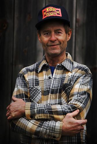 portrait usa man closeup america unitedstates michigan cap farmer baseballcap topguy americanbackroom