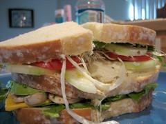 'Craig Sandwich'