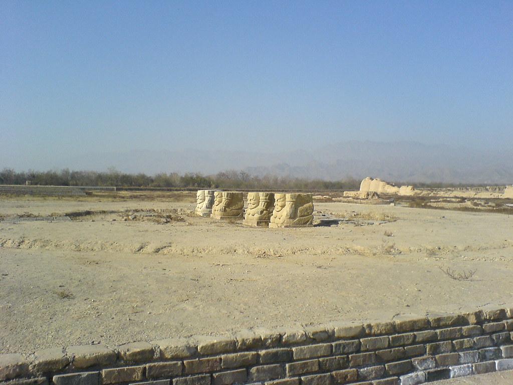 Xi Xia Royal Tomb Yinchuan