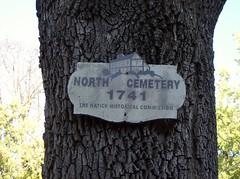 North Cemetery, Natick, Mass