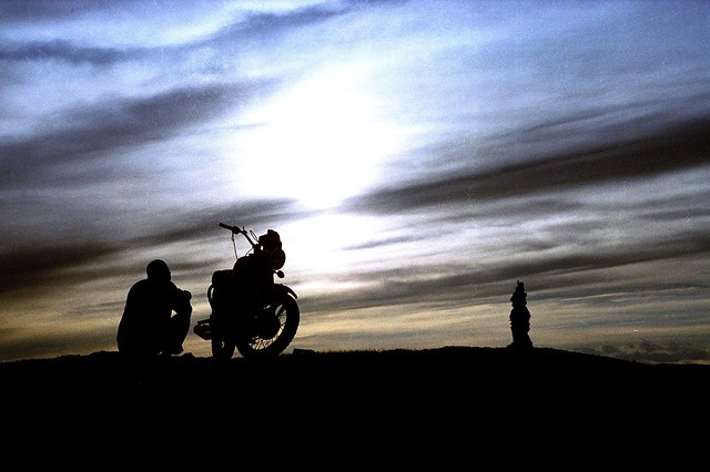 Motorcycle diaries II