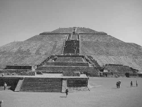 "Teotihuacan - ""Pyramid of the Sun"" 