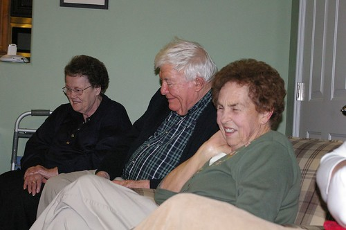 three great grandparents
