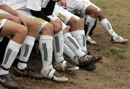 """It is important that you take time to find the right soccer shoes for your feet"" Image via Flickr"
