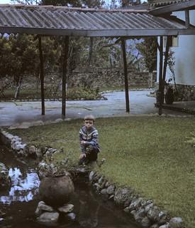 Me in Mérida, 1963