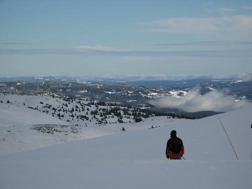 winter norway norge norwegen fjell valdres oppland