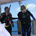 Kate and Susan Get on Their Gear by Susan Sharpless Smith