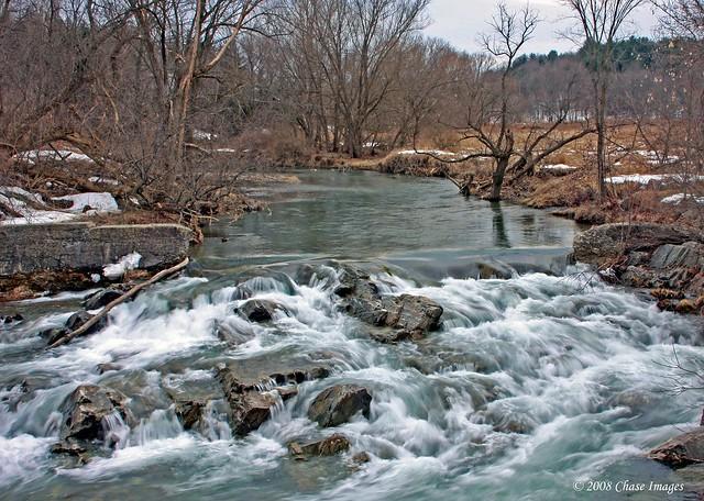 Poultney River, Poultney Vermont